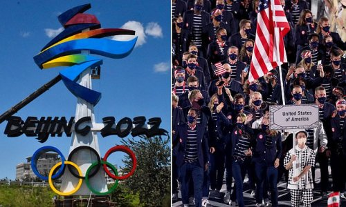 US athletes MUST have Covid vaccine to compete at 2022 Winter Olympics