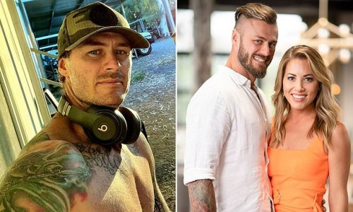 MAFS favourite Chris Jensen arrested for 'trafficking dangerous drugs'