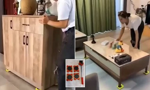 This genius new gadget will change how you move furniture forever