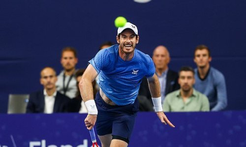 Murray out of European Open after straight sets loss to Schwartzmann