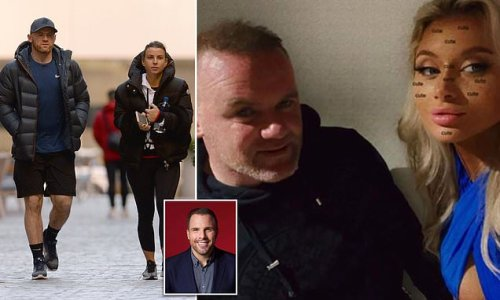 DAN WOOTTON: If Coleen Rooney wants to forgive Wayne that's her right