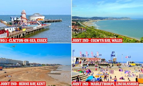 Biggest increase in UK hotel searches is for Clacton-on-Sea properties