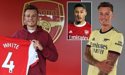 Arsenal CONFIRM signing of defender Ben White from Brighton