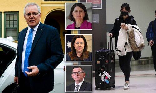 Four-phase plan to return Australia to Covid normal