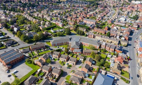 House prices up £20k in a year as number of transactions DOUBLED