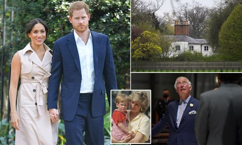 The debt Prince Harry can never repay to the Royal Bank of Dad