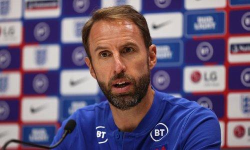 Gareth Southgate praises 'relatable' England team