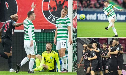FC Midtjylland 2-1 Celtic (AET): Scots out of the Champions League