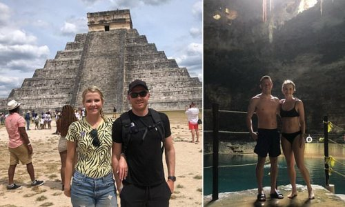 Elizabeth Smart shares photos from getaway to Cancun with her husband