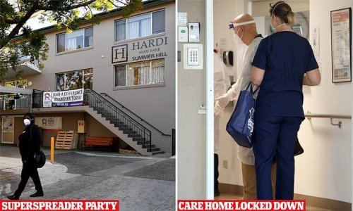Christmas in July party at aged care home linked to 20 Covid cases