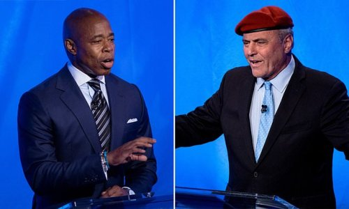 NYC mayoral debate gets personal with calls of criminality and elitism