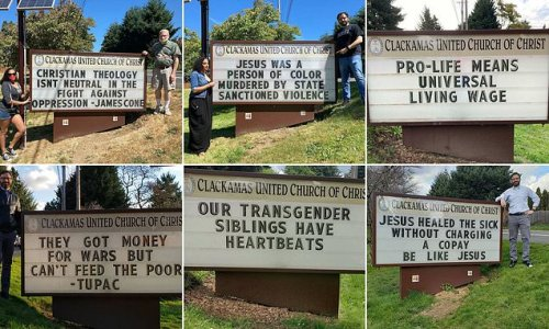 Church signs go viral and rack up 18,000 likes on Facebook