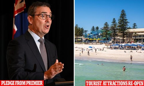 South Australia announces when its border restrictions will be lifted
