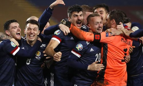 Scotland's opening Euro 2020 match will bring country to a STANDSTILL