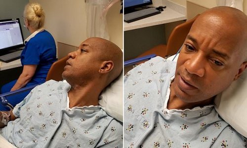 Husband's hilarious ramblings as he wakes up from anesthetic