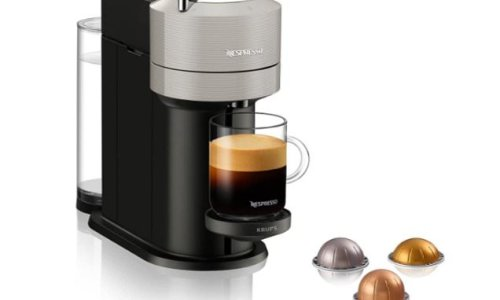 The Nespresso Vertuo Next is just £74.99 on Amazon right now