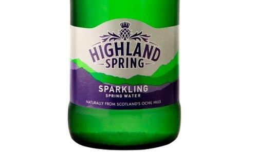 Highland Spring bosses warn of explosion risk in glass bottles