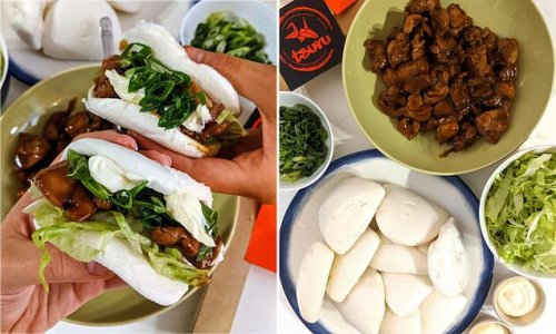You can now get DIY bao bun kits delivered to your door