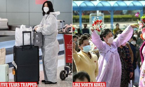Australia could end up like North Korea and be cut off from the world