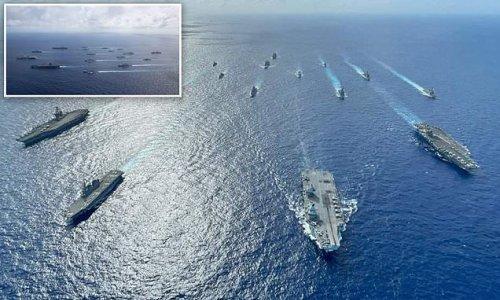 China warns World War Three could be triggered 'at any time'