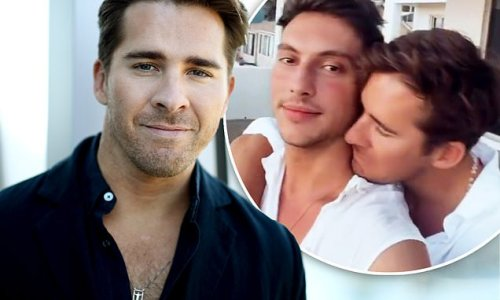 Hugh Sheridan 'wasn't opposed' to meeting a female
