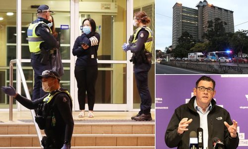 Victoria's new coronavirus cases revealed amid worrying outbreak