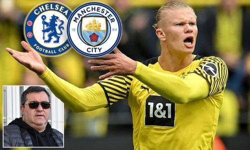 Haaland 'will demand £30MILLION a year if he leaves Borussia Dortmund'
