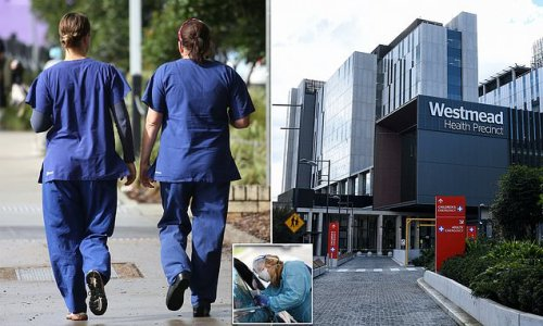Fully-vaccinated hospital worker tests positive to Covid