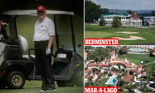 Donald Trump will head north for summer after Mar-a-Lago Mother's Day