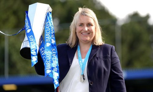 Chelsea seal Women´s Super League title as Bristol City are relegated