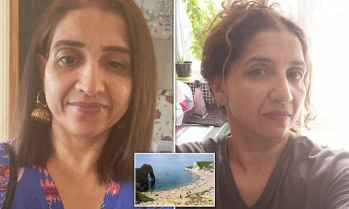 Woman falls to death at Durdle Door after 'slipping on loose rocks'