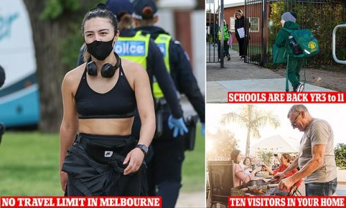 Victoria's lockdown lifted as Dan Andrews amends roadmap to freedom
