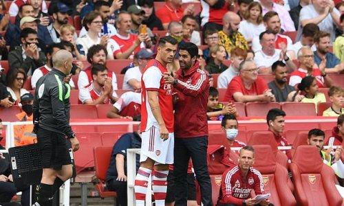 Mikel Arteta confirms Granit Xhaka will stay at Arsenal this summer