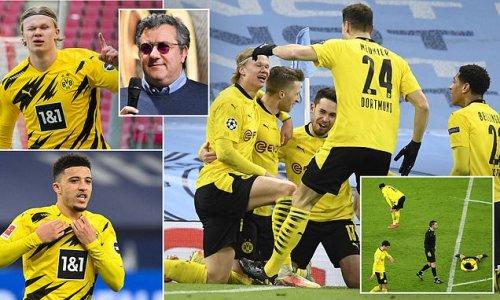 Why it's make or break for Borussia Dortmund against City tonight