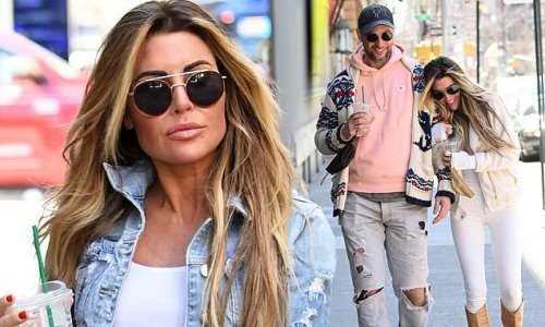 EXCLUSIVE: Tiger Woods' ex Rachel Uchitel out with mystery man