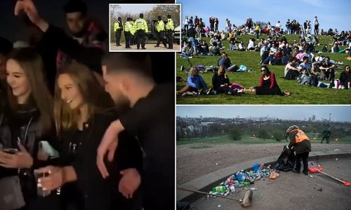 Primrose Hill will be SHUT after 10pm TONIGHT and over weekend