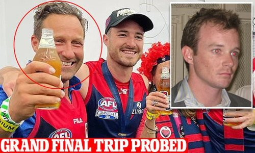 Melbourne duo charged over AFL Grand Final trip