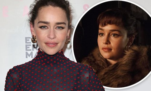 Emilia Clarke just learned about the fate of her Solo character Qi'ra