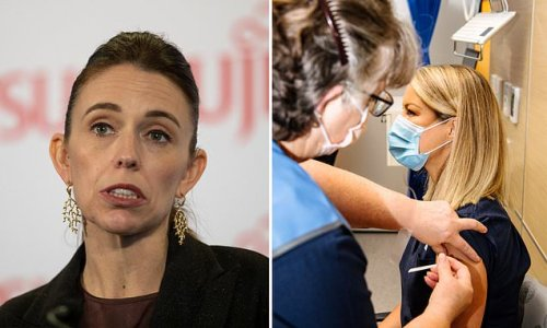 Jacinda Ardern concerned New Zealand's vaccine rollout could get worse