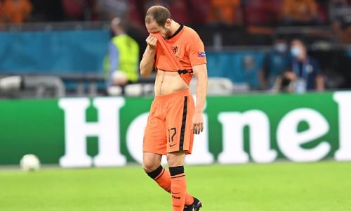Blind reveals he considered not playing for Holland against Ukraine