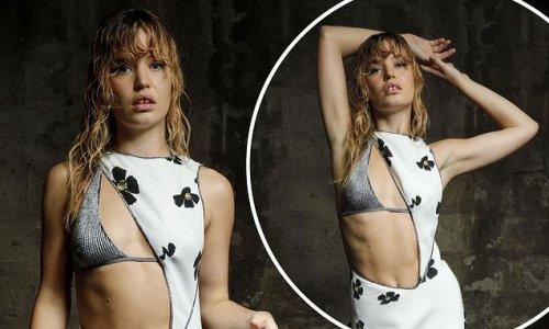 Georgia May Jagger wows at Missoni Milan Fashion Week show