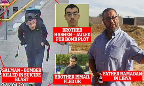 Manchester Arena bomber's parents 'keeping low profile in Libya'