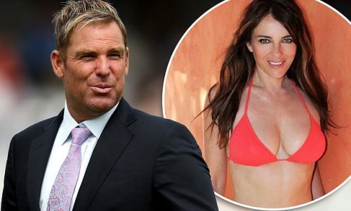 Shane Warne, 51, 'still using Tinder; doesn't want to go to bed alone'