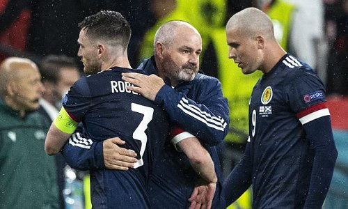 Ally McCoist 'has NEVER been this carried away' as a Scotland fan