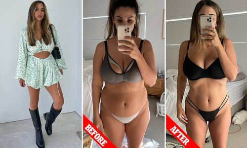 Three-step routine that helped a mum lose 13kg in four weeks