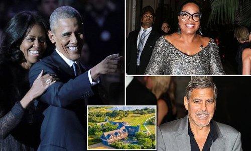 Barack Obama planning star-studded 60th in Martha's Vineyard