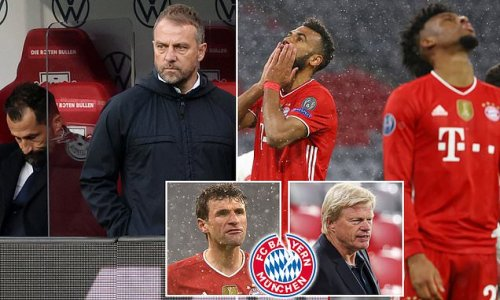 Bayern Munich 'big egos' at civil war