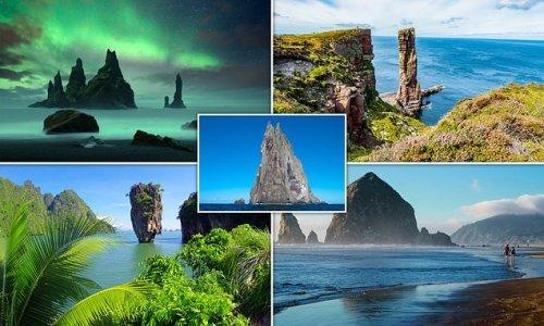 The world's most breathtaking natural coastal wonders