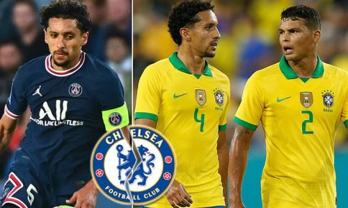 Chelsea tried to sign Marquinhos and were ready to offer PSG £85m