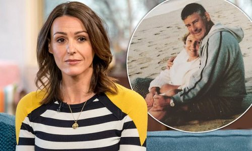 Suranne Jones discusses undergoing therapy for 18 years